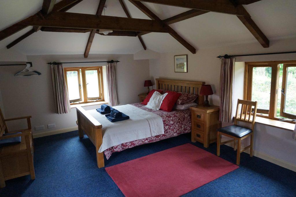 Burrow Cottage Bedroom