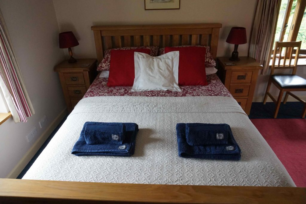 Burrow Cottage Double Bed
