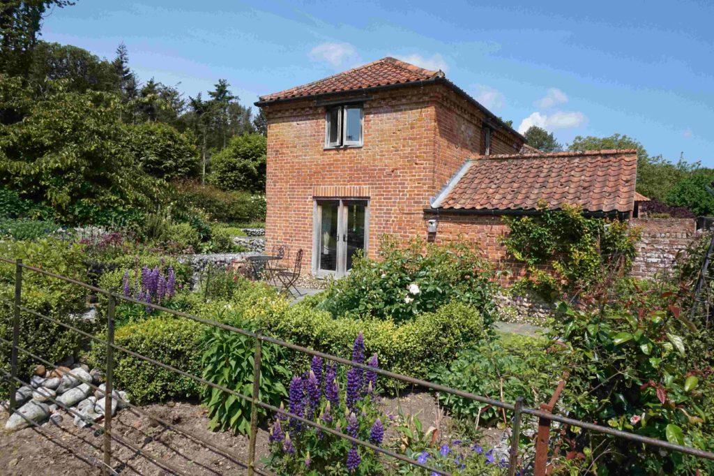 Burrow Cottage Garden