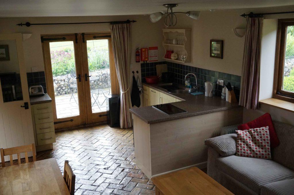 Burrow Cottage Kitchen