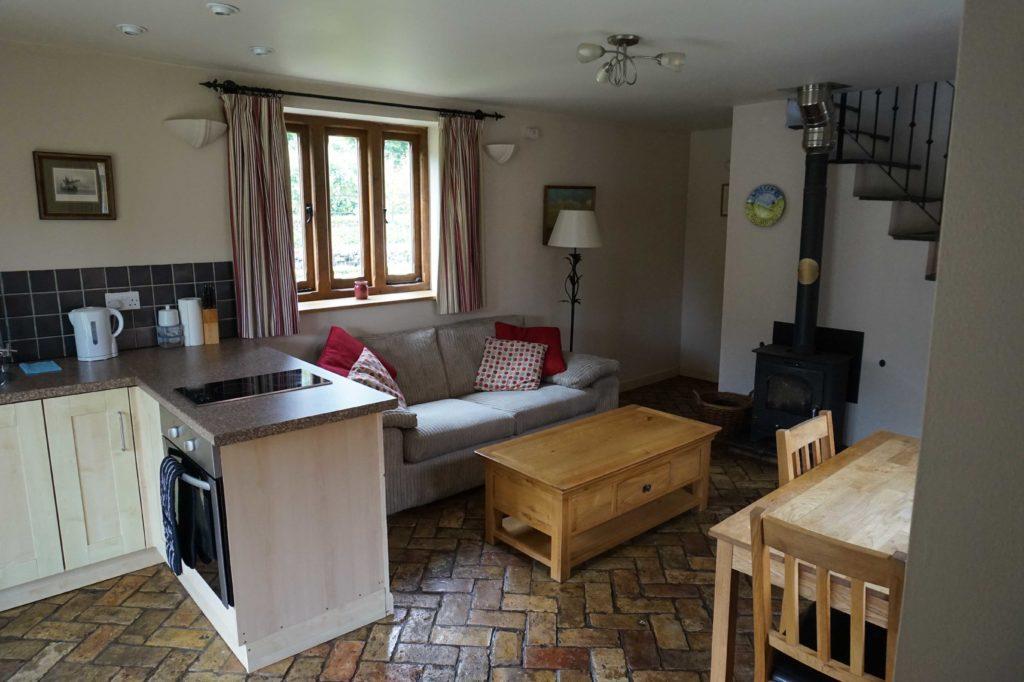 Burrow Cottage Living Room