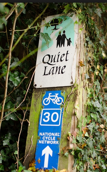 National Cycle Route 30